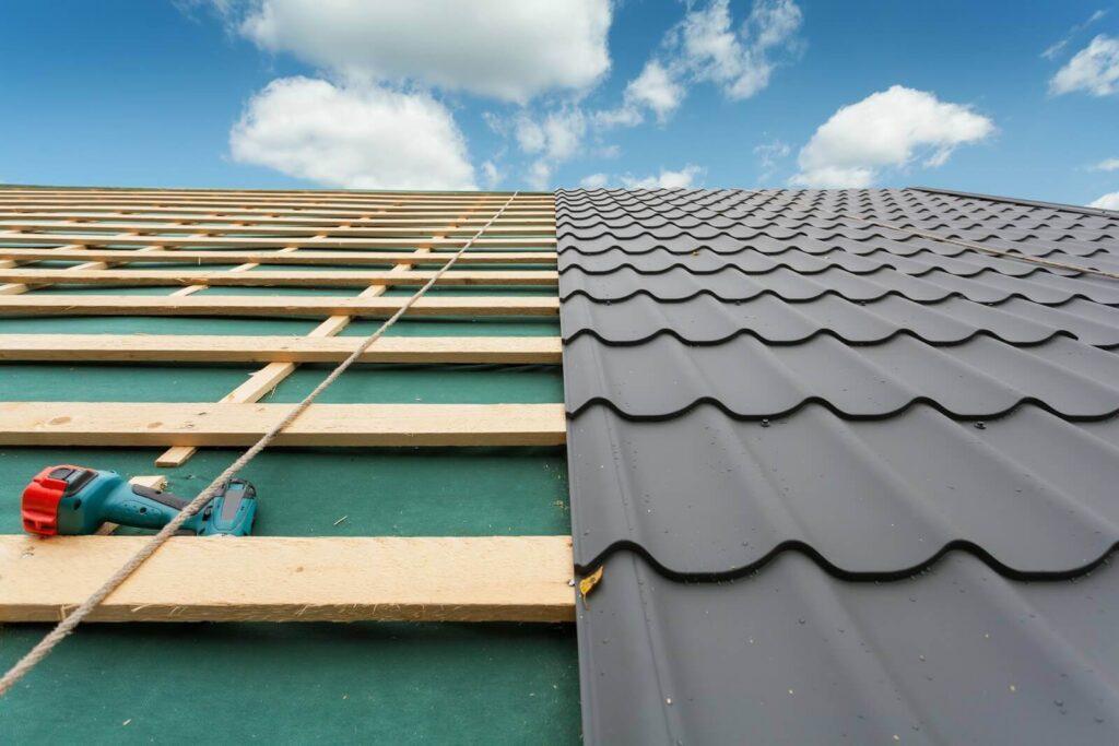 Re-Roofing (Retrofitting) Metal Roofs-Elite Metal Roofing Contractors of Miami Beach